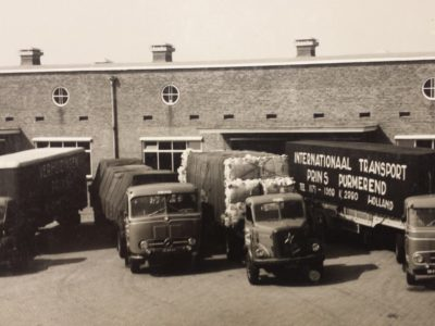 prinstranport-historie-oude foto veiling